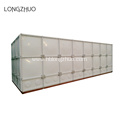 SMC Plastic Sectional Panels Water Tank