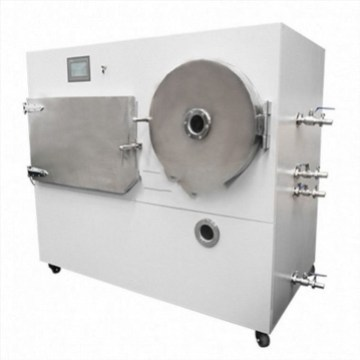 Vacuum freeze fruit and vegetable drying machine
