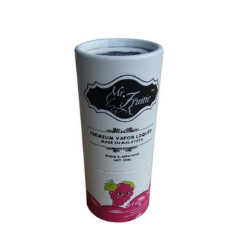 Custom Round Cylinder Packaging Tube Gift Box