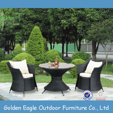 Comfortable Outdoor Rattan/Wicker Furniture Dining Set