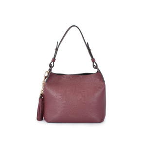 10 Years for Casual Leather Hobo Bag Europe Lady Day Bag New Design Hobo Bag supply to Indonesia Suppliers