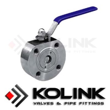 Good Quality for Forged Steel Wafer Ball Valve Manufacturer Forged Steel Wafer Ball Valve supply to Gambia Factories