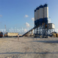 75 Wet Stationery Concrete Batching Plant