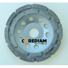 Double-row Diamond Grinding Wheel