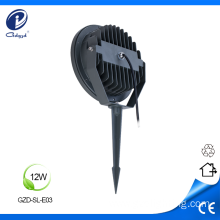 China for Flexible Led Light Insert ground light 12W led lawn light export to Italy Supplier
