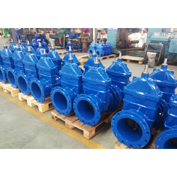 Ductile Iron Resilient Seated  Valves