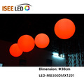 100cm Clear 12V Disco 3D LED Meteor Tube
