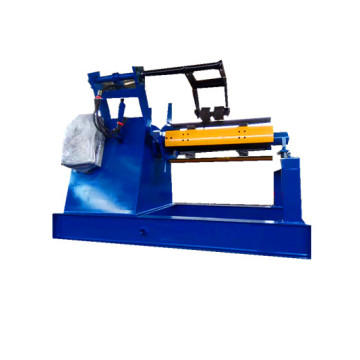 hydraulic full automatic material stacking machine for sales