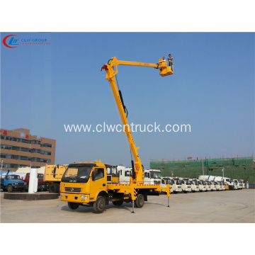 Guaranteed100% Dongfeng 18m Aerial Working Truck For Sale