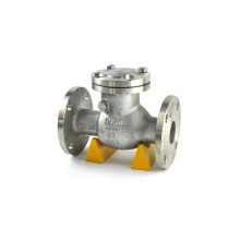 directly provides ductile iron dual plate check valve wafer connection