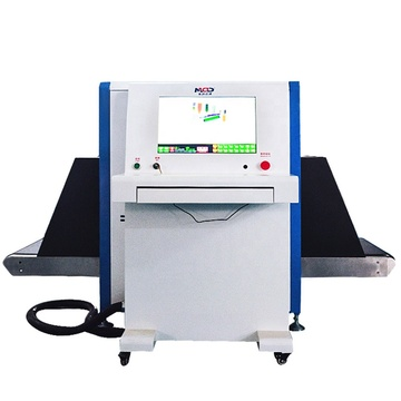 Hotsales Subway Airport Xray Bagagescanner 6550