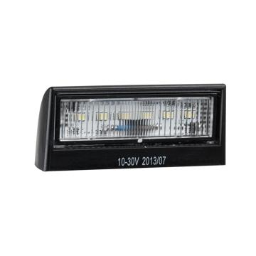 Manufacturer of for Led Number Plate Lamps 10-30V ADR LED Trailer No Plate Lamps supply to Paraguay Supplier