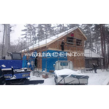 High Performance Green Custom SIPs Prefab Homes Building
