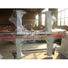 mill roll stand in the production line
