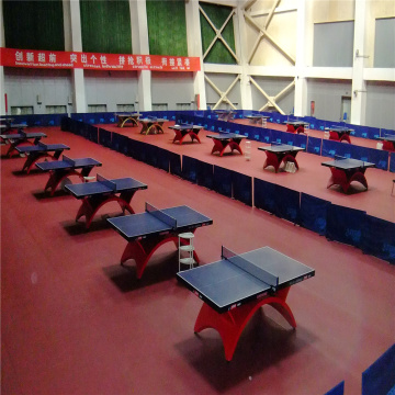 Table Tennis Court Flooring Mat