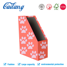 Eco-friendly Cardboard Shelf File Organizer
