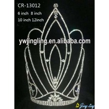 Top for Rhinestone Pageant Crowns Beauty Rhinestone Pageant Crowns export to Haiti Factory