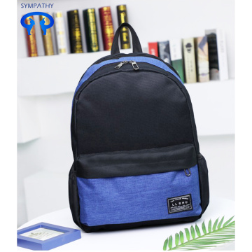 Fashionable and colorful leisure backpack for students