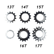 170mm Single Speed 14T Bicycle Chainwheel