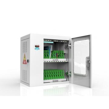 20 Bay charging cabinet for tablets