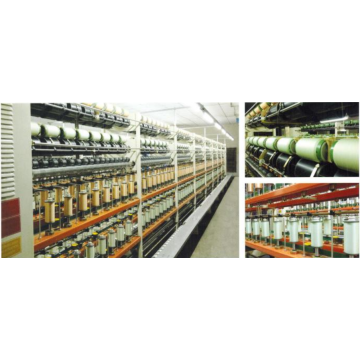 High quality textile Spandex yarn covering machine