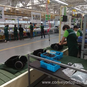 Vacuum Cleaner Assembly Conveyor Line
