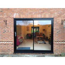 Kitchen 3 panels aluminium sliding window