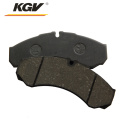 High Temperature Free Brake Pad WVA 29121