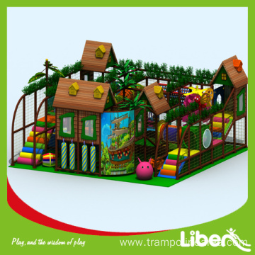 Educational indoor amusement playground