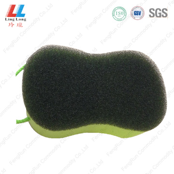 Grouting green bulk washing car sponge