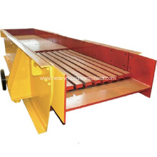 Hot sale for Mobile Vibrating Feeder Gravel Vibrating Feeder Price supply to China Hong Kong Supplier