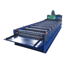 customized low price corrugated iron metal machine