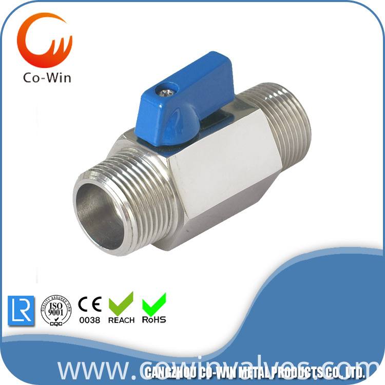 Mini Ball Valve 1000wog
