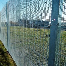 358 High Security Welded Panel Fencing