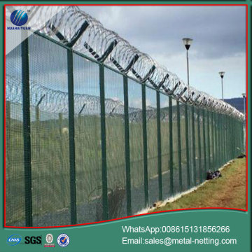security wire fence military welded fence