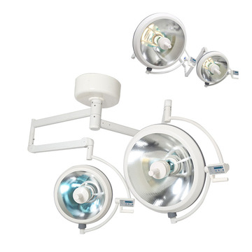 Hospital equipment halogen lamp operating temperature
