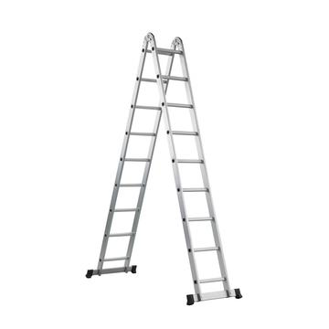 multipurpose aluminum step ladder