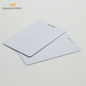 CR80 PVC NFC RFID Card with Hole Punching