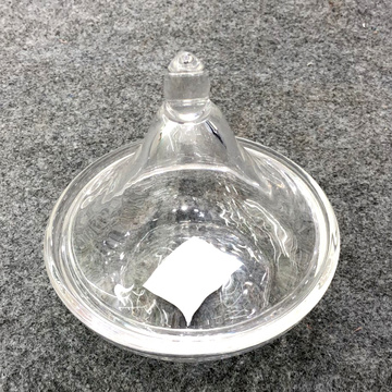 Hersheys Kiss Crystal Candy Dish