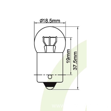 Lamps for park tail&number plate light/A19W