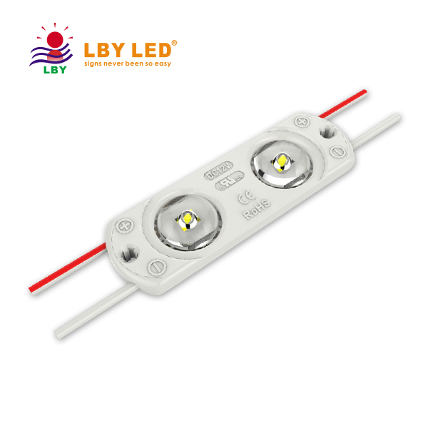 Injection LED module DC12V signage module
