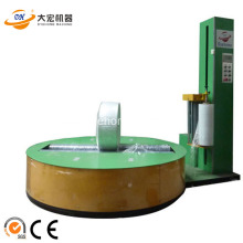 Non Woven Fabric Roll Wrapping Machine