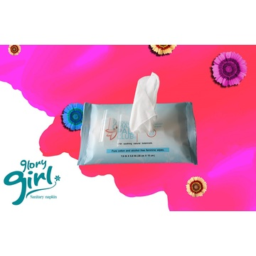 Customize brands organic wet wipes no alcohol