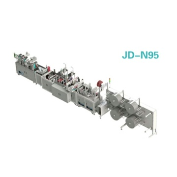 N95 Mask Making Machine for Facemask