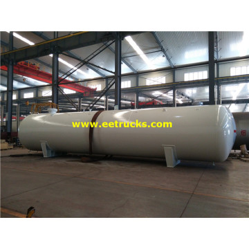 100cbm Bulk LPG Station Tanks
