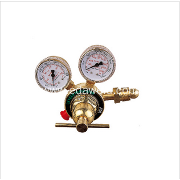 Brass American Connector Gas Regulator