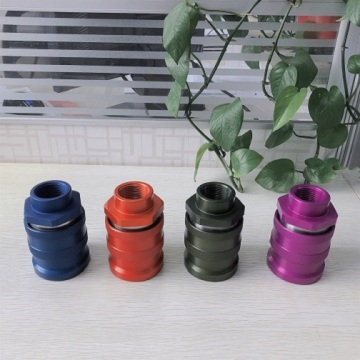 ISO16028 Quick Coupling FF0B Female Orange
