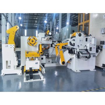 Supply for Compact Press Feeder Line Press Stamping Feeding Line supply to Mongolia Supplier