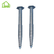 Automatic Welding Ground Screw Piles