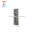 Hot sale 12 pockets hanging wall pockets shoe organizer